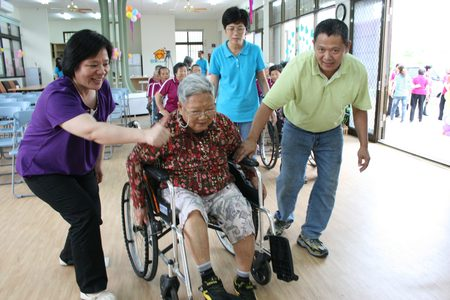 elderly care in taiwan
